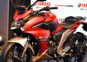 Yamaha Fazer 25 launched; check out price, features and specifications!