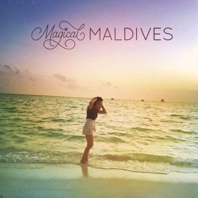 Yami Gautam snapped at a beach in Maldives