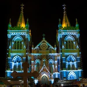 You can celebrate christmas in mumbai christmas 2016 for Best places to visit in us during christmas