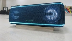 Sony SRS-XB41 Bluetooth Speaker Launched, Get Ready to Unleash The Party Animal in You