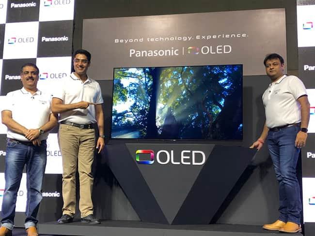 Panasonic Debuts OLED TV Series in India  Check Price  Features And Specifications