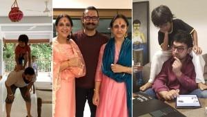 Take a Tour of Aamir Khan's Sprawling Apartment in Bandra, Mumbai| Photos