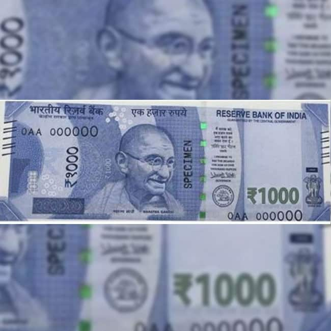 1 000 notes likely to be Re Introduced soon