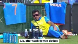 Yuzvendra Chahal Birthday: From Relaxing Near Boundary Ropes to Bieng a TikTok Star, 10 Top Viral Memes of The RCB Leg-Spinner   SEE POSTS