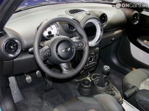 2013 Mini Cooper Paceman revealed - 2012 Paris Motor Show