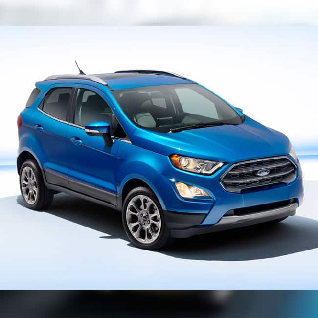 2017 Ford EcoSport launching on 9th November in India
