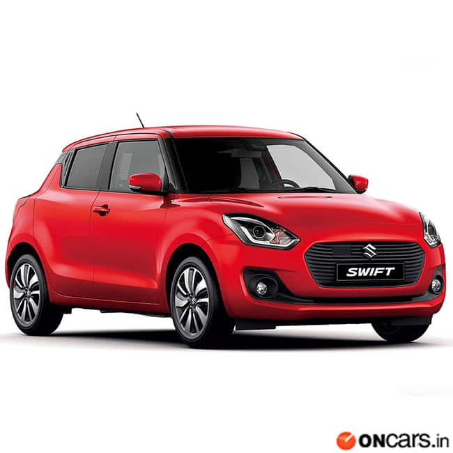 2017 Maruti Suzuki Swift  Front Profile