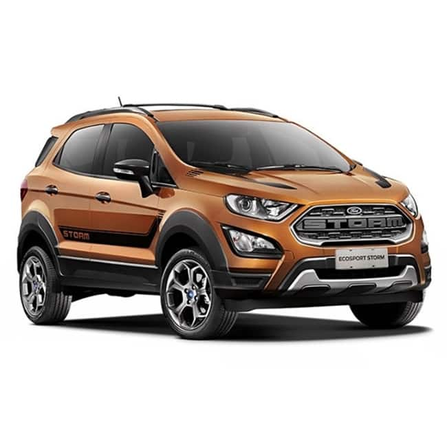 Ford Ecosport St: 2018 Ford EcoSport Storm: Check Out Expected Price