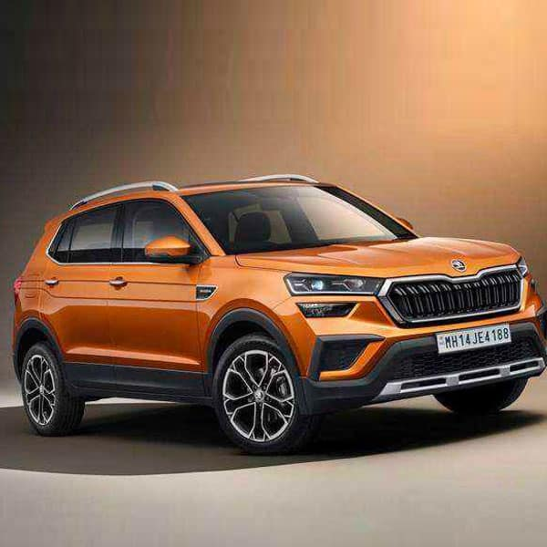 2021 Skoda Kushaq Compact SUV India Unveil Highlights