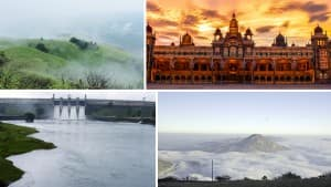 5 Best Places to Visit on Your Weekend Getaways From Bengaluru | See Pics