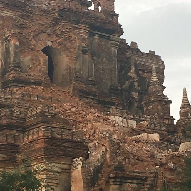 6 0 magnitude earthquake strikes central Myanmar