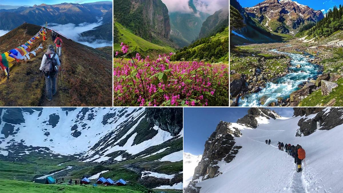 7 Best Monsoon Treks in India