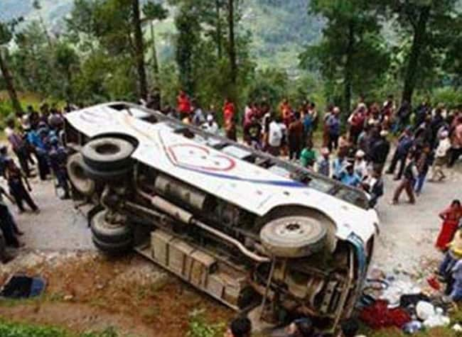 7 killed in Himachal bus accident