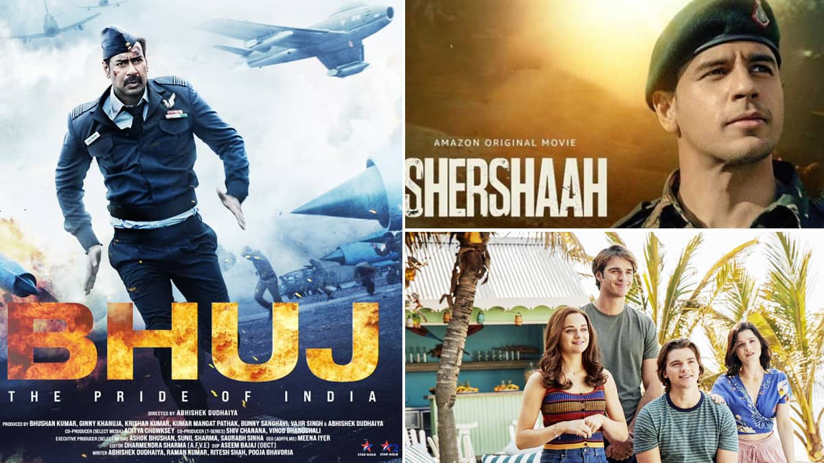 7 Movies Releasing This Independence Day  Celebrate August 15 Watching Web Series Movies Of Different Genres
