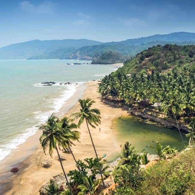 A beautiful picture of Goa