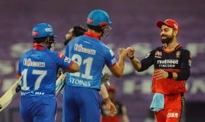 IPL 2020, In Pics: Delhi Capitals And Royal Challengers Bangalore Join Mumbai Indians in Playoffs