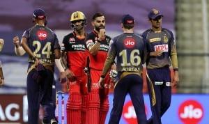 IPL 2020. RCB vs KKR In Pictures: Bangalore Crush Kolkata After Siraj's Magical Spell