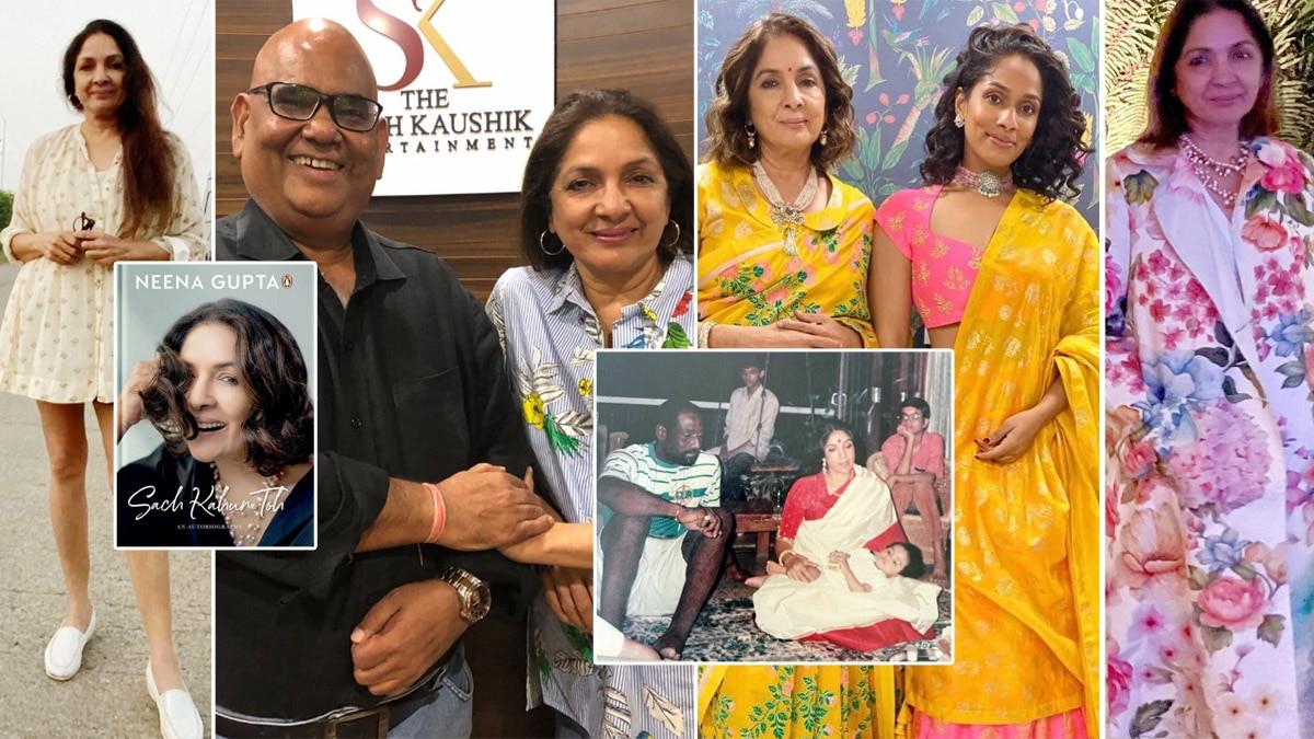 A Glimpse At Neena Gupta s Life