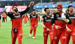 IPL 2020, SRH vs RCB, Match 3 In Pictures: Padikkal, De Villiers, Chahal Help Bangalore Start Season With a Win