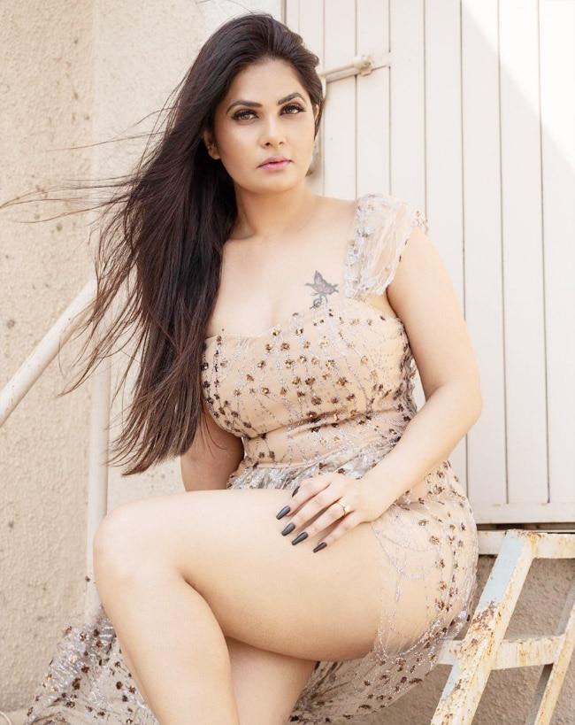 Aabha Paul sultry Photoshoot 2021