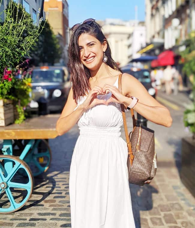 Aahana Kumra   s London vacation amid work will make you pack your travel bags