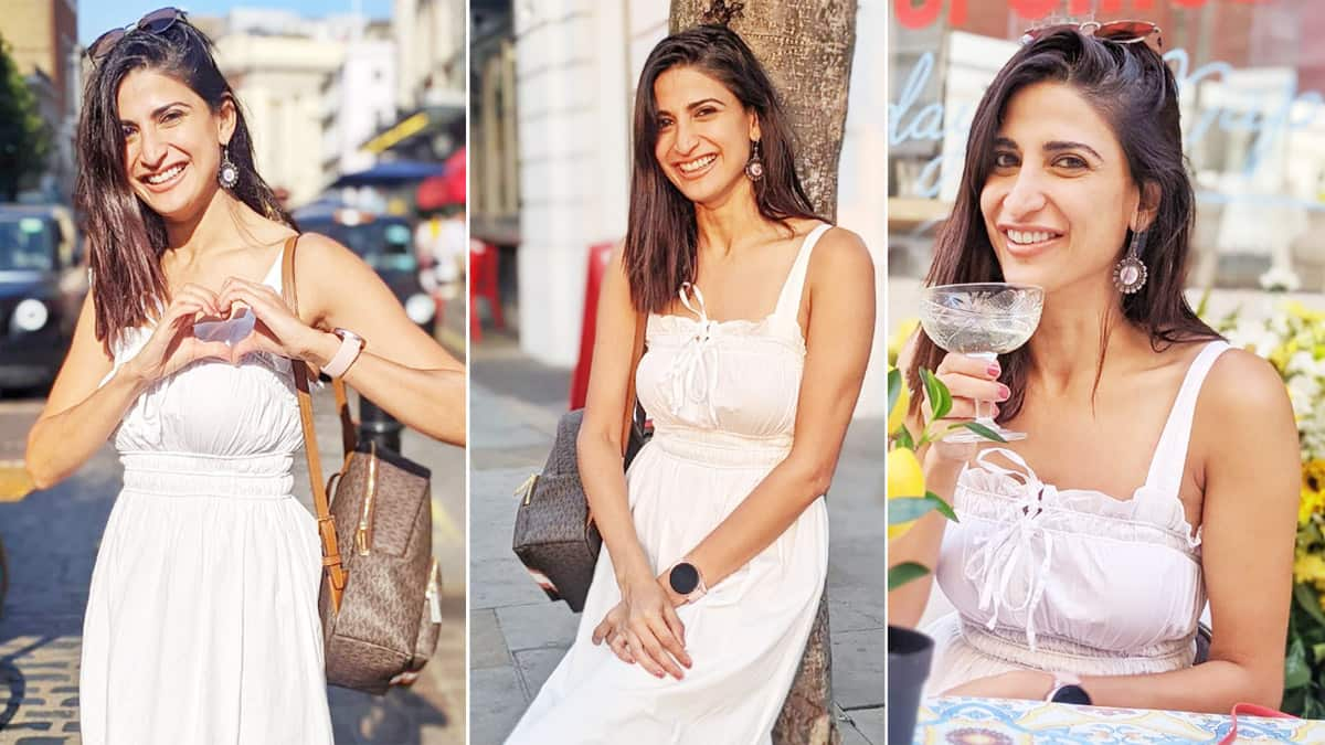 Aahana Kumra Sets Internet on Fire With Her Recent London