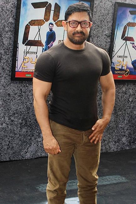 Ashish Vidyarthi during season 2 launch of 24 | Anil Kapoor