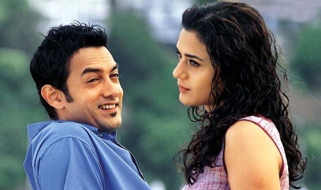 Aamir Khan in a still from movie Dil Chahta Hai