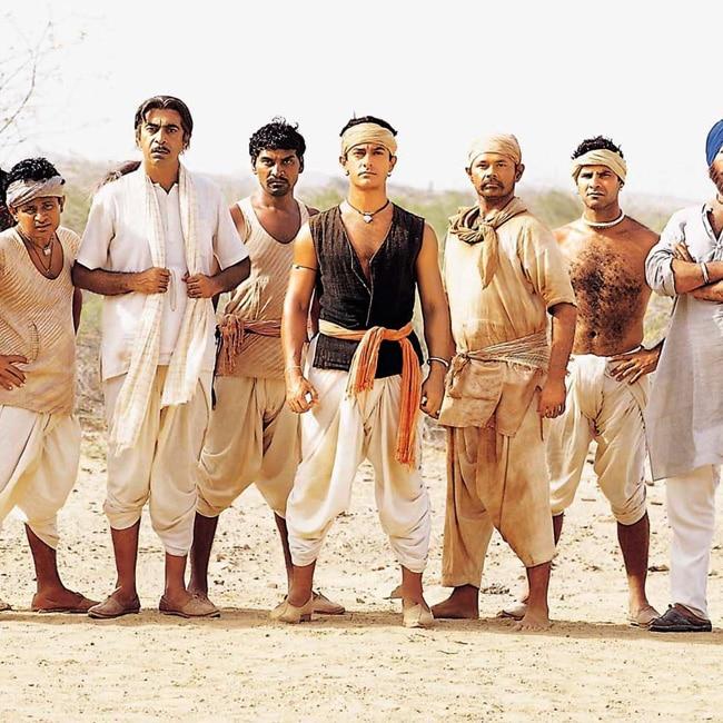 Aamir Khan starrer Lagaan
