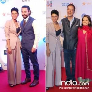 19th MAMI film festival: Kangana Ranaut, Aamir Khan, Sridevi bombard red carpet with glamour