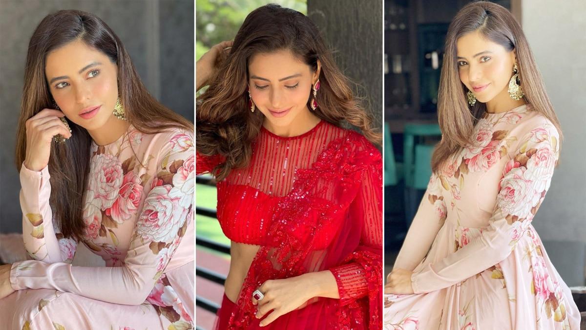 Aamna Sharif shares her Eid look