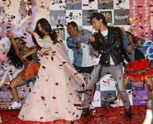 Aayush Sharma And Warina Hussain Set The Internet on Fire With Their Sizzling Chemistry at Loveratri Trailer Launch