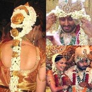 Abhishek Bachchan-Aishwarya Rai Wedding Anniversary: 12 Rare And Stunning Pics From The Royal Bollywood-Styled Wedding