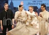 Stars at Abu Jani-Sandeep Khosla's Fashion Show For a Cause