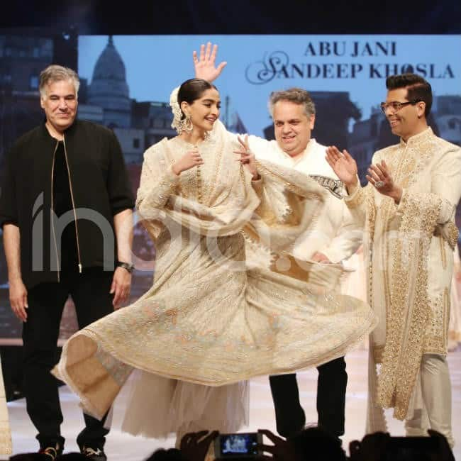 Abu Jani   Sandeep Khosla s fashion show for a cause