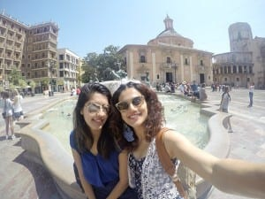 Taapsee Pannu's Trip to Spain Pictures Will Give You Major Travel Goals