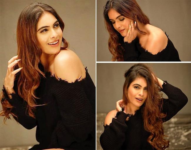 Actor Neha Malik is the latest social media sensation in town