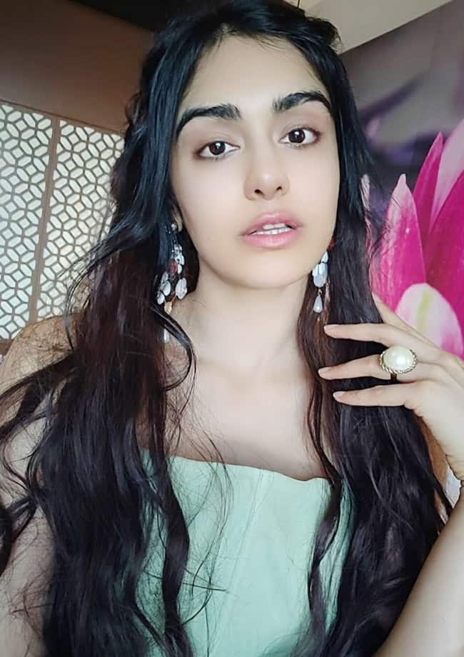 Adah Sharma's Hair Style is a Must Try