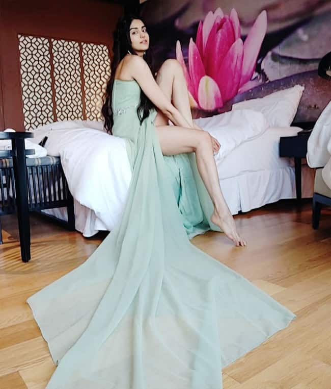 Adah Sharma s Sultry Look Goes Viral