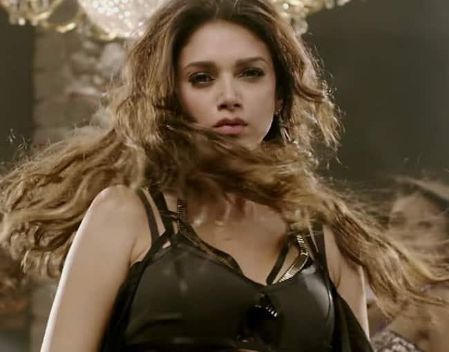 Aditi Rao Hydari sizzles in new single 'Luv Letter' from The