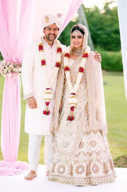 Aftab Shivdasani remarries Nin Dusanj in Sri Lanka