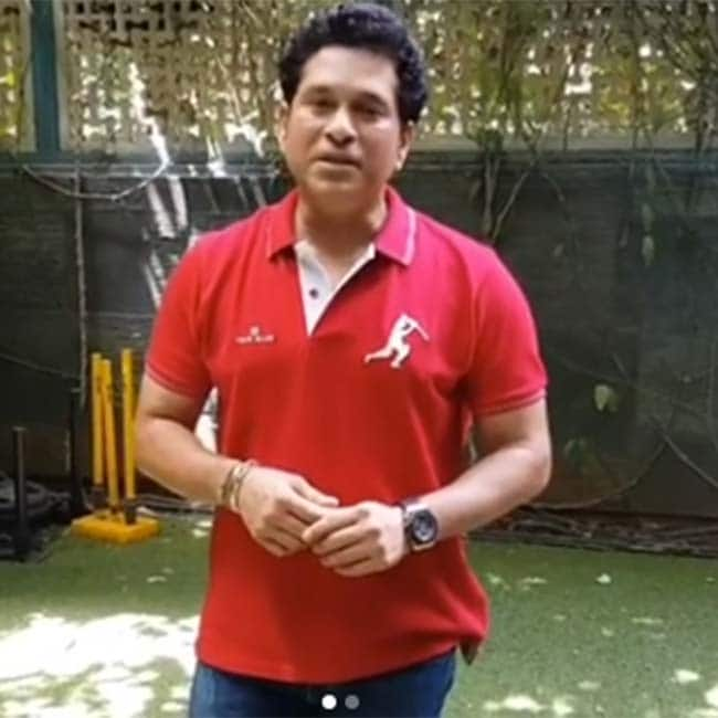 After  HumFitToIndiaFit  Sachin s New  Kit up Challenge  is Winning The Internet