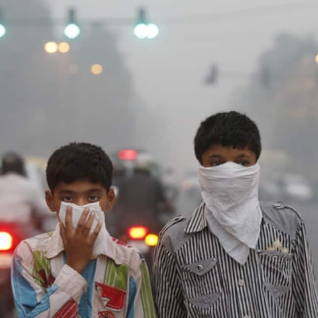 Air quality in Delhi NCR dips to 20