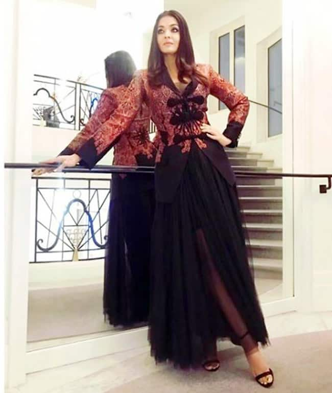 Aishwarya Rai Bachchan Slays at Cannes Film Festival 2019