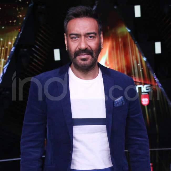 Ajay Devgn looked handsome
