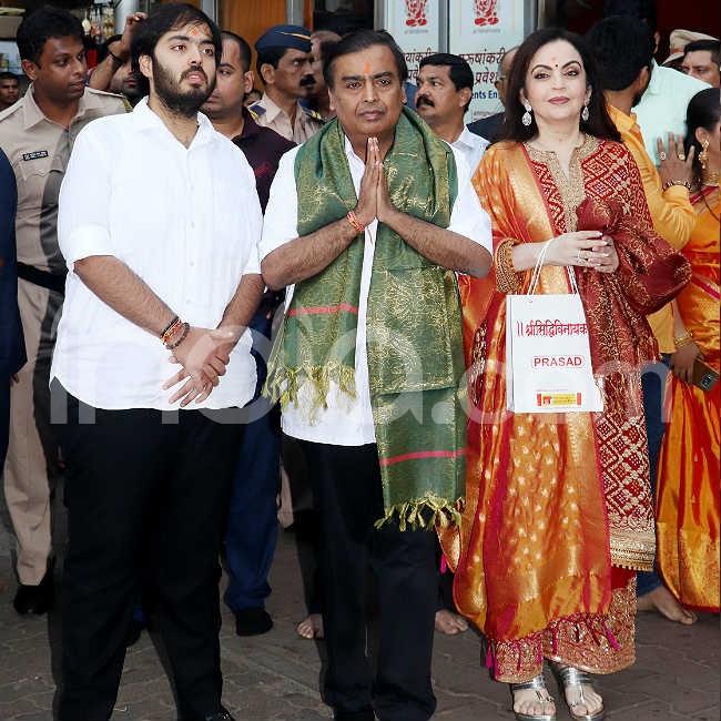 Akash is getting married to Shloka Mehta