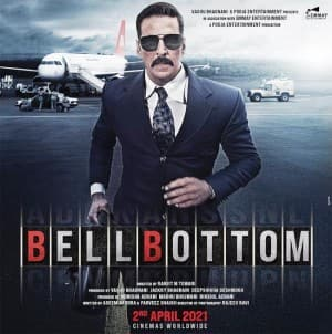 Akshay Kumar Release New Poster of Bell Bottom, Finishes Shooting in London
