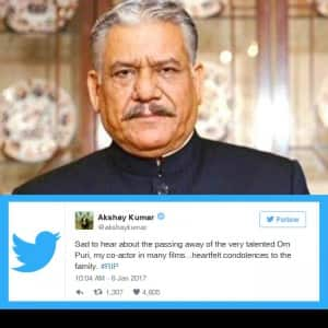 Om Puri dead: Bollywood celebs mourn the sudden demise of Veteran Actor Om Puri