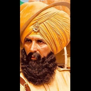 Kesari first look pictures