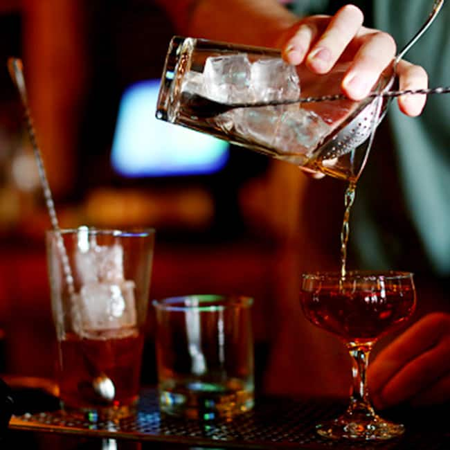 Alcohol slows down your metabolism